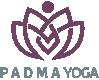 Padma-Yoga Sticky Logo